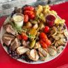 Малая мясная тарелка